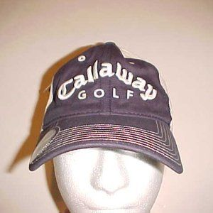 Callaway Golf New ERA Magna Navy White Unisex Cap